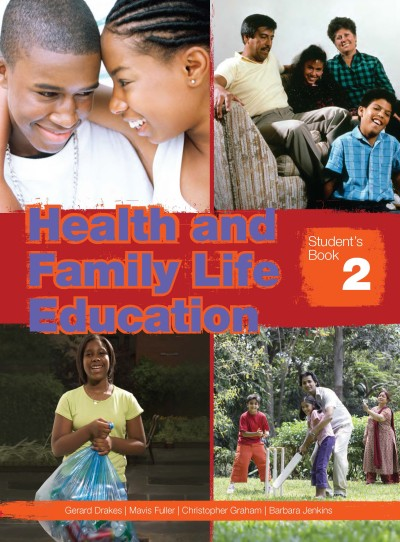 Health and Family Life Education: Student's Book 2 (Grade 8)