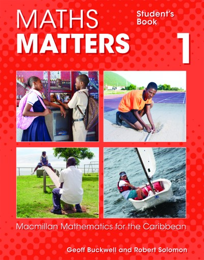 Maths Matters Student's Book 1