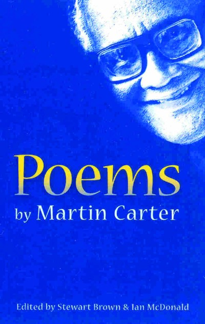Poems by Martin Carter