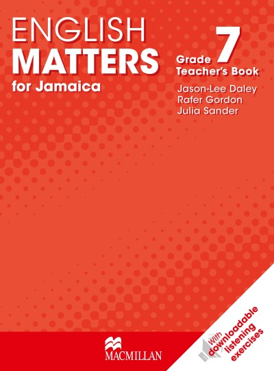 English Matters for Jamaica Grade 7 Teacher's Book