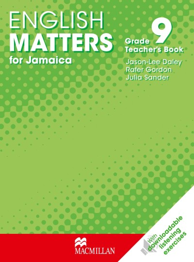 English Matters for Jamaica Grade 9 Teacher's Book