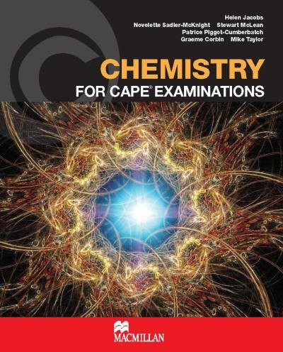 Chemistry For CAPE Examinations