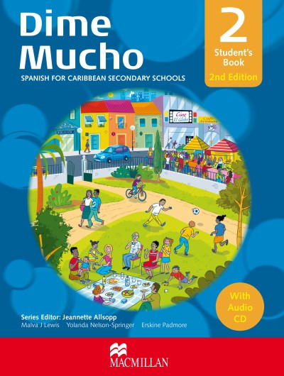Dime 2nd Edition: Student's Book 2: Dime Mucho