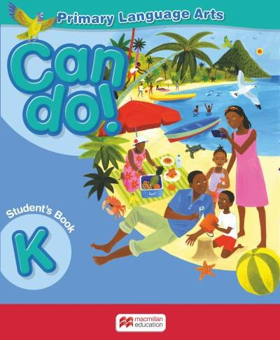 Can do! Primary Language Arts Student's Book K
