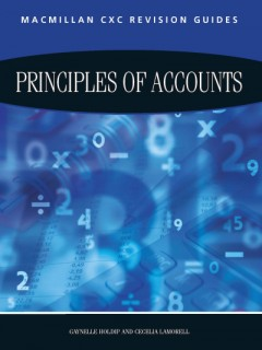 Macmillan Revision Guides for CSEC® Examinations: Principles of Accounts