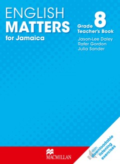 English Matters for Jamaica Grade 8 Teacher's Book