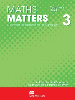 Maths Matters Teacher's Book 3