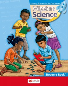 Mission: Science Student's Book 1