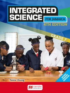 Integrated Science for Jamaica 4th Edition Grade 7