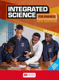 Integrated Science for Jamaica 4th Edition Grade 9
