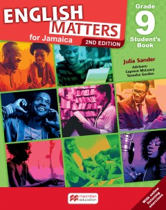 English Matters for Jamaica 2nd Edition Student's Book 9