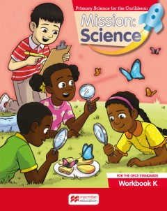 Mission Science 2nd Edition, Workbook K
