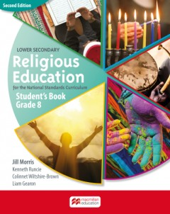 Lower Secondary Religious Education 2nd Edition, Student's Book 8