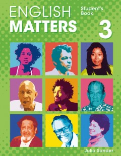 English Matters 1st Edition, Student's Book 3